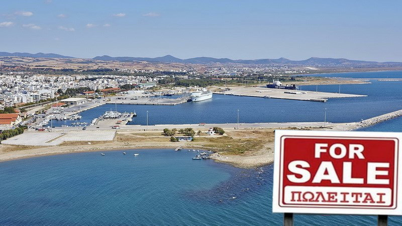 Ανακοίνωση του ΚΚΕ Έβρου για την ιδιωτικοποίηση του λιμανιού της Αλεξανδρούπολης