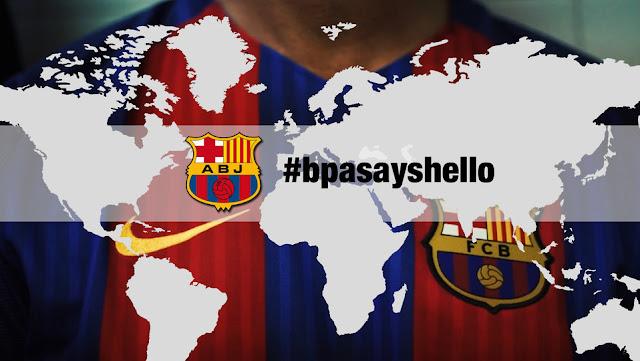 La Agrupación Barça Jugadores presenta la edición en inglés de su web
