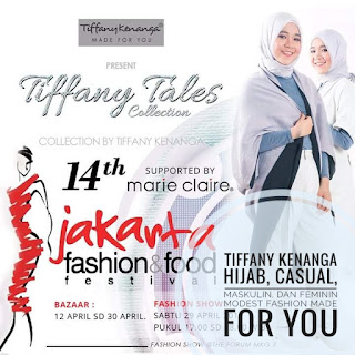 Tiffany Kenanga Hijab, Casual, Maskulin, dan Feminin Modest Fashion Made For You