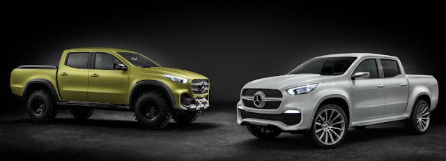 2018 Mercedes X-Class Specs, Redesign, Change, Rumors, Price, Release Date