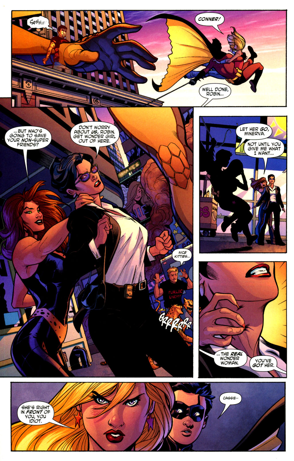 Read online Wonder Woman (2006) comic -  Issue #2 - 18