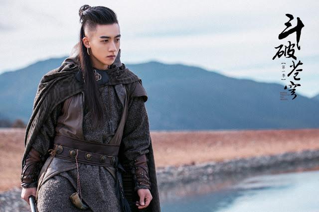 Battle Through The Heavens 2018 Chinese fantasy Jason Koo