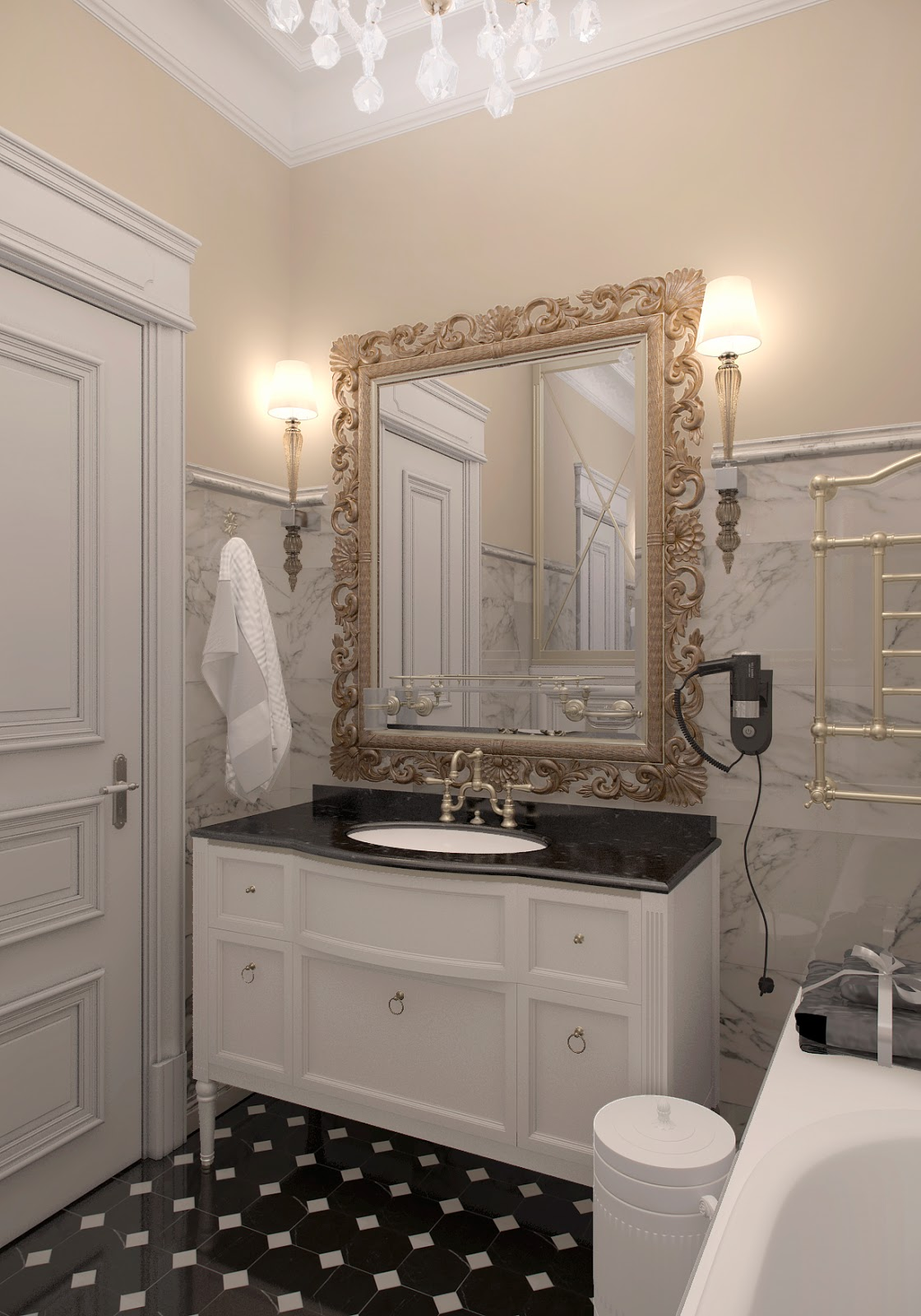 Darya girina interior design march 2015 - You Can View Additional Detailed Information About Restoration Interior Design And Decoration Of High Grade Hotel Apartments And Public Zones Of The
