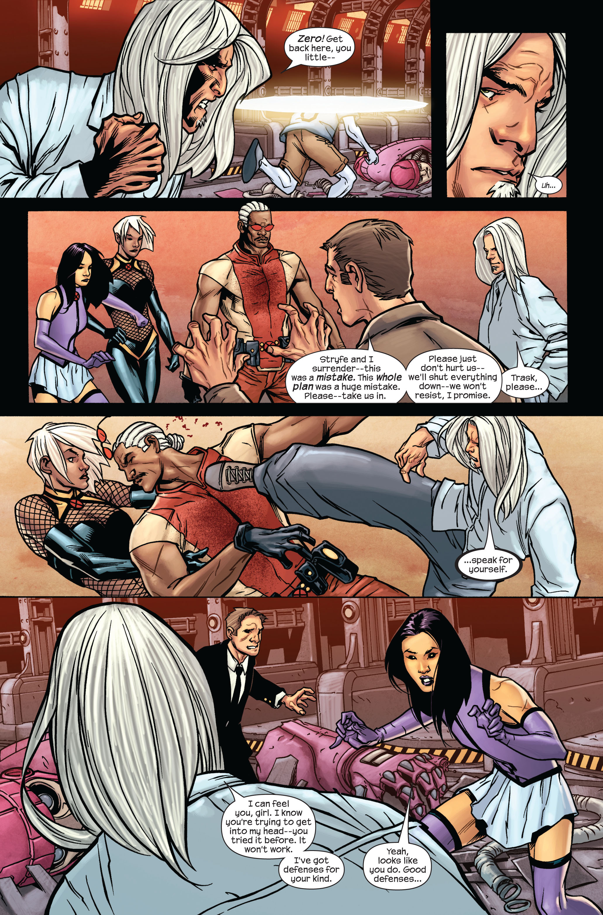 Read online Ultimate X-Men comic -  Issue #87 - 8
