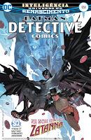 DC Renascimento: Detective Comics #959