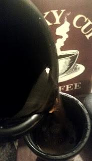 crazy cups Caramel Pecan Cluster Coffee 2
