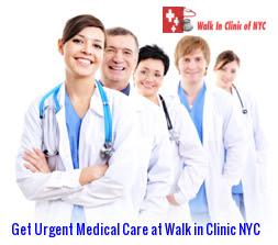 Urgent Care Clinic NY