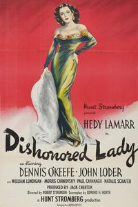 Watch Dishonored Lady Online Free in HD