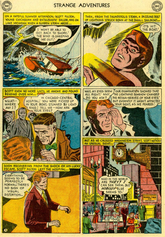 Strange Adventures (1950) issue 13 - Page 34
