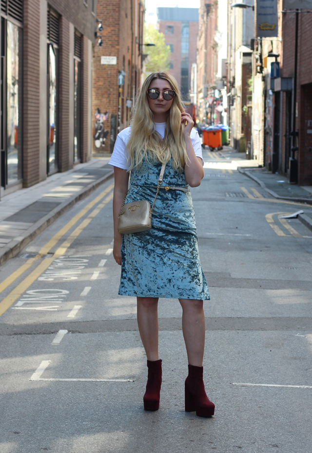 manchester outfit of the day blog