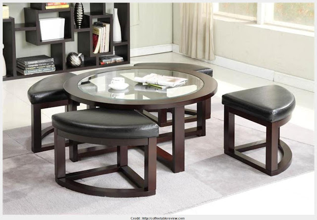 Must see Coffee Table With Stools Wallpaper