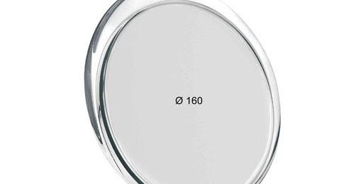 Specchio ingranditore da tavolo 80443 by Janeke
