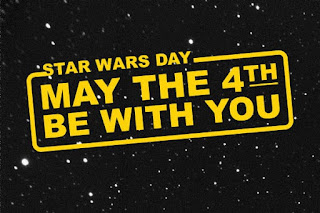 star wars day may the 4th