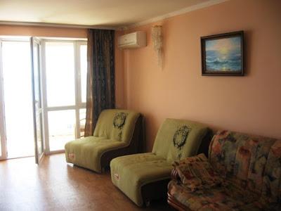 2-комнатные апартаменты (в.4) отельного комплекса в Семидворье