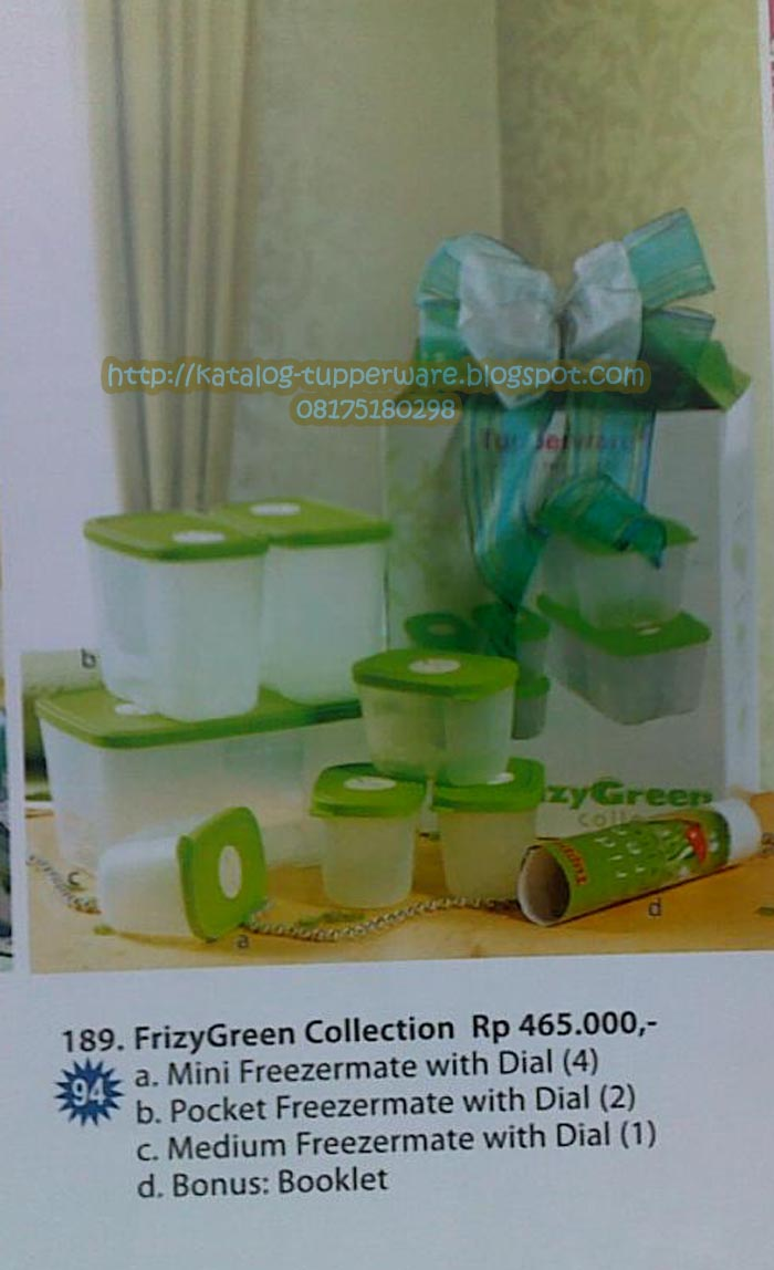 tupperware online raya katalog tupperware reguler. Black Bedroom Furniture Sets. Home Design Ideas