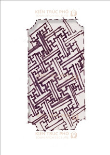 Motip hoa văn trang trí kiểu Huế