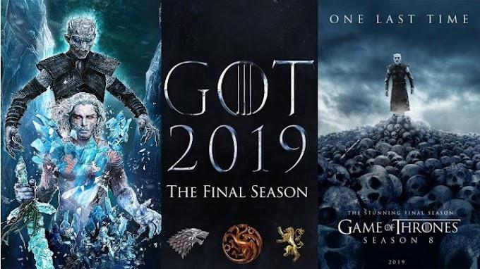 Game of Thrones'un 8.sezonu heyecanla bekleniyor