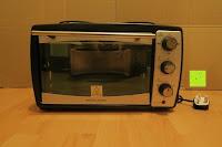 Erfahrungsbericht: Andrew James – 23 Liter Mini Ofen und Grill mit 2 Kochplatten in Schwarz – 2900 Watt – 2 Jahre Garantie