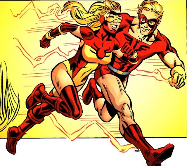 Mengenal Max Mercury dan Speedster DC Lainnya
