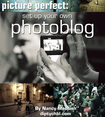 Buku panduan membuat Blog Fotografi