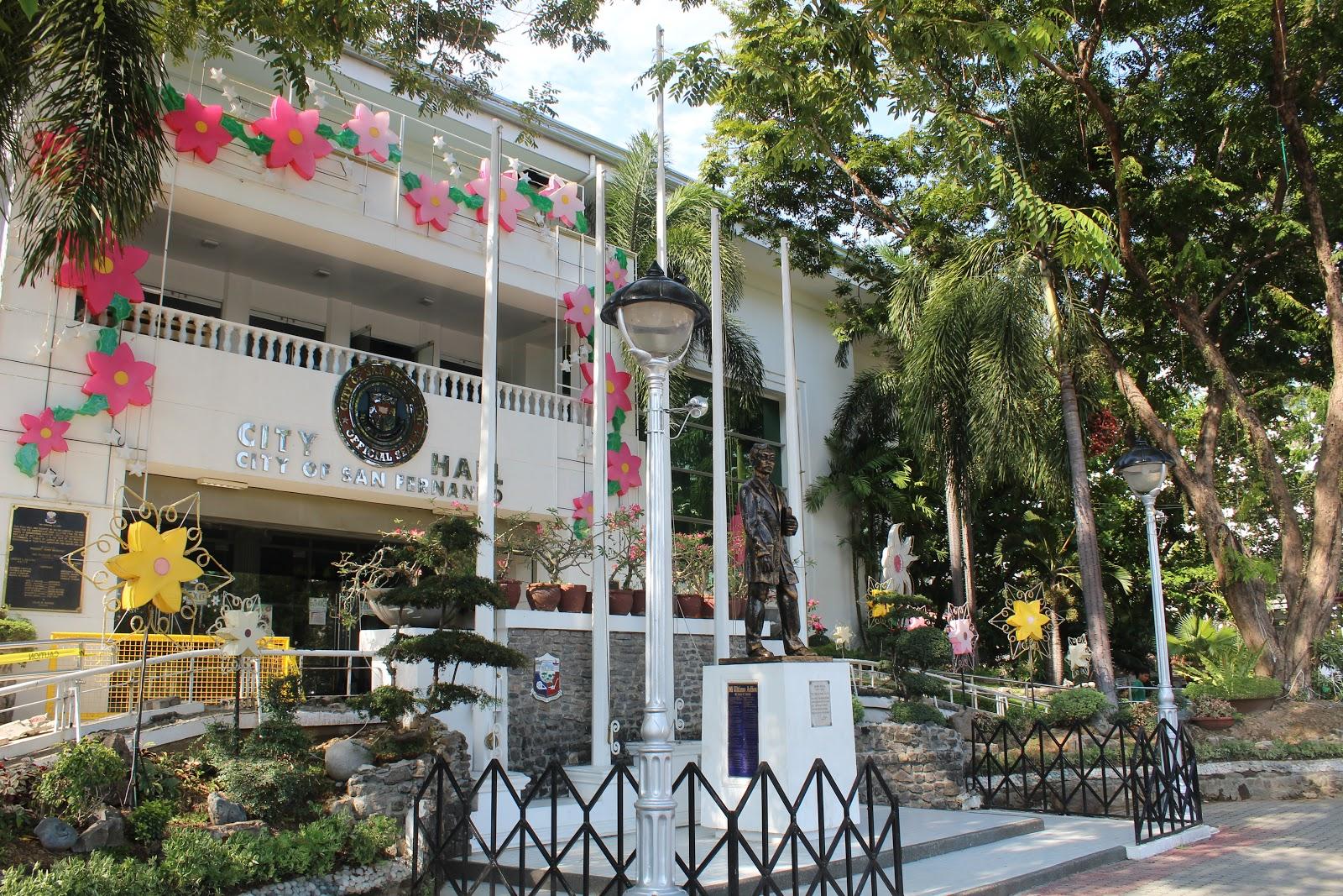 San Fernando City Hall La Union