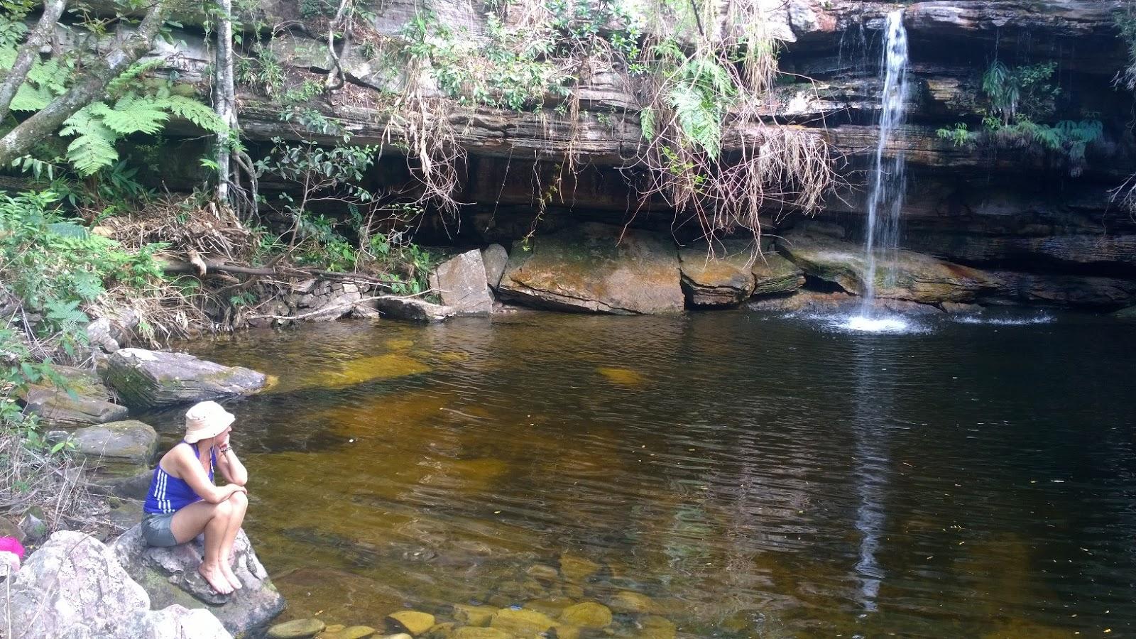 Cachoeira do Juraci - Lencois