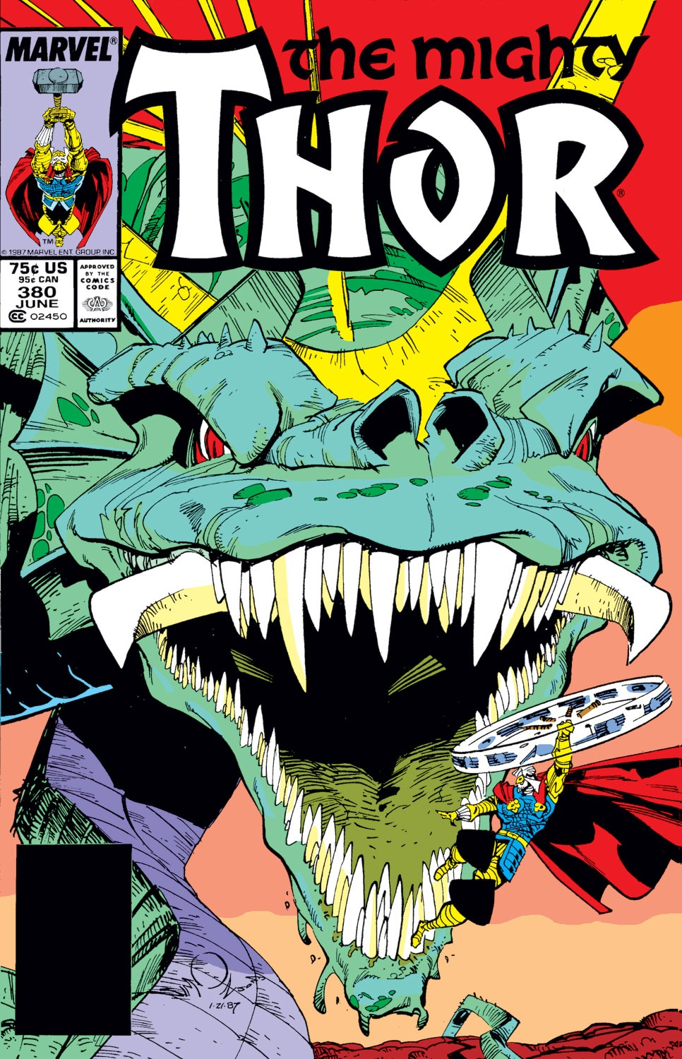Thor (1966) 380 Page 1