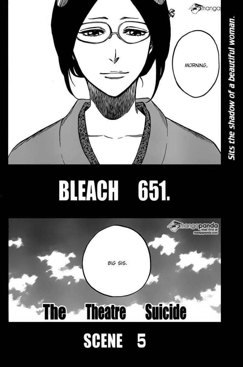 Bleach - Chapter 674