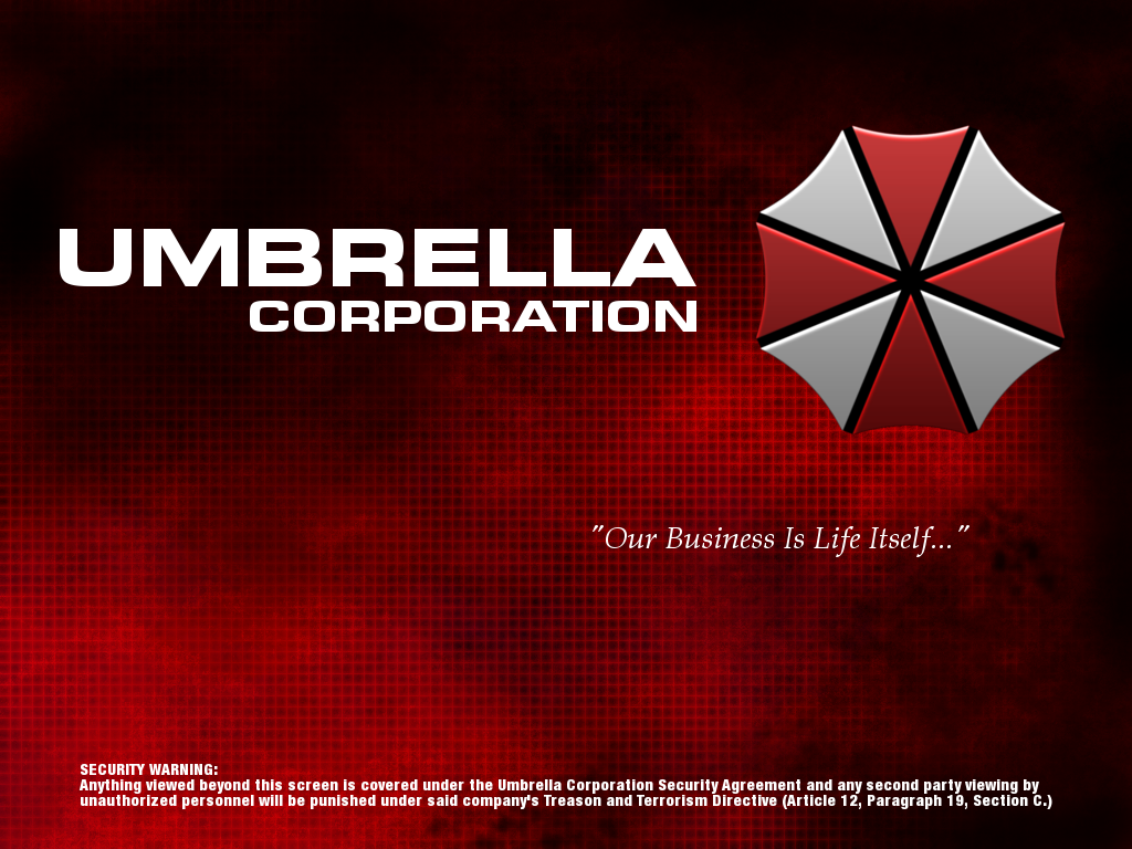 Celebrity Pictures Mak Mbut: Umbrella Corp Wallpapers