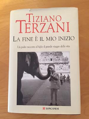 LA FINE È IL MIO INIZIO Tiziano Terzani