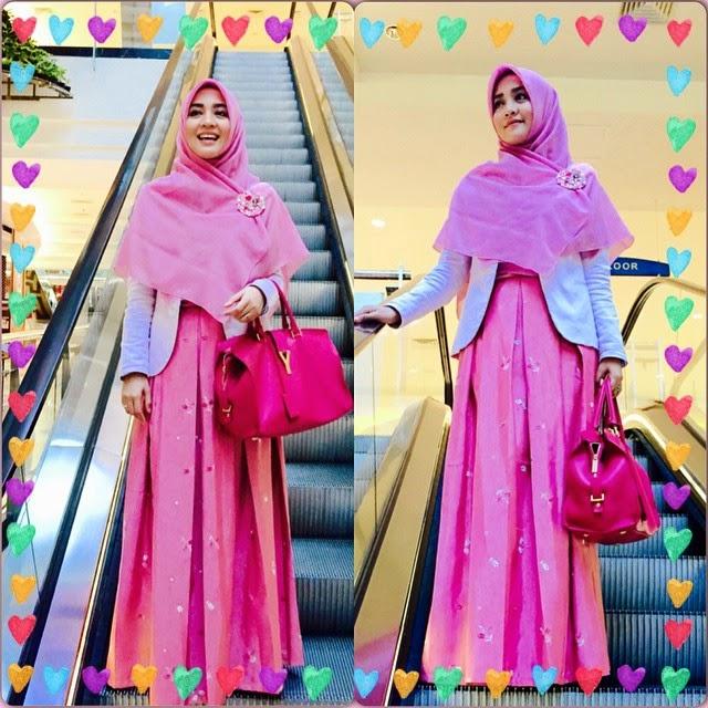 Tips Dan Cara Memilih Model Baju Muslim Untuk Orang Kurus Info News