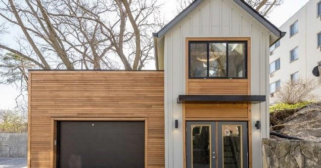 Konsep Rumah Kayu Dua Lantai Minimalis Modern Dan Futuristik Dirumah Kita