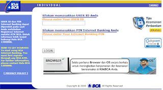 Cara melakukan Pembayaran di Tokopedia Menggunakan Klik BCA