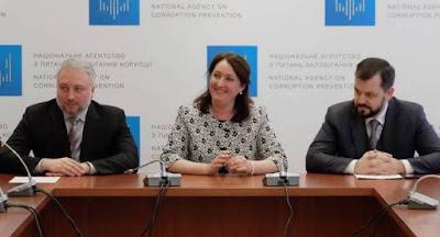 Главой НАПК назначен человек Порошенко