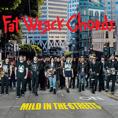 """Fat Wreck Chords announce new compilation """"Mild In The Streets: Fat Music Unplugged"""""""