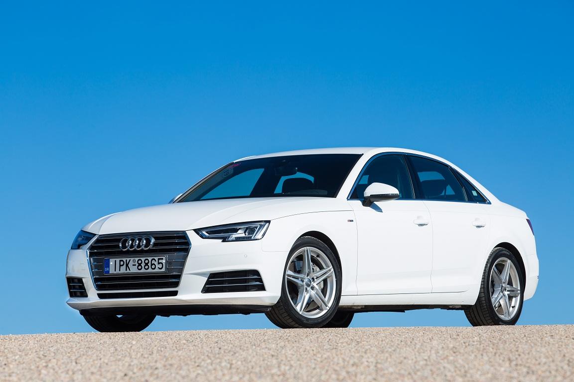 Το νέο Audi A4 - Το εμβληματικό «τεσσάρι»