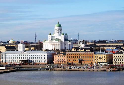 Foto de Helsinque - Finlândia