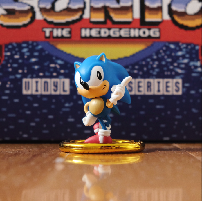 Sonic The Hedgehog Blind Box Minis Keychains From Kidrobot
