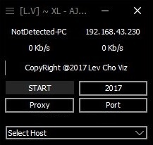 Share!! Inject Axis, XL L.V v1.2 25, 26, 27, 28 April 2017 Work