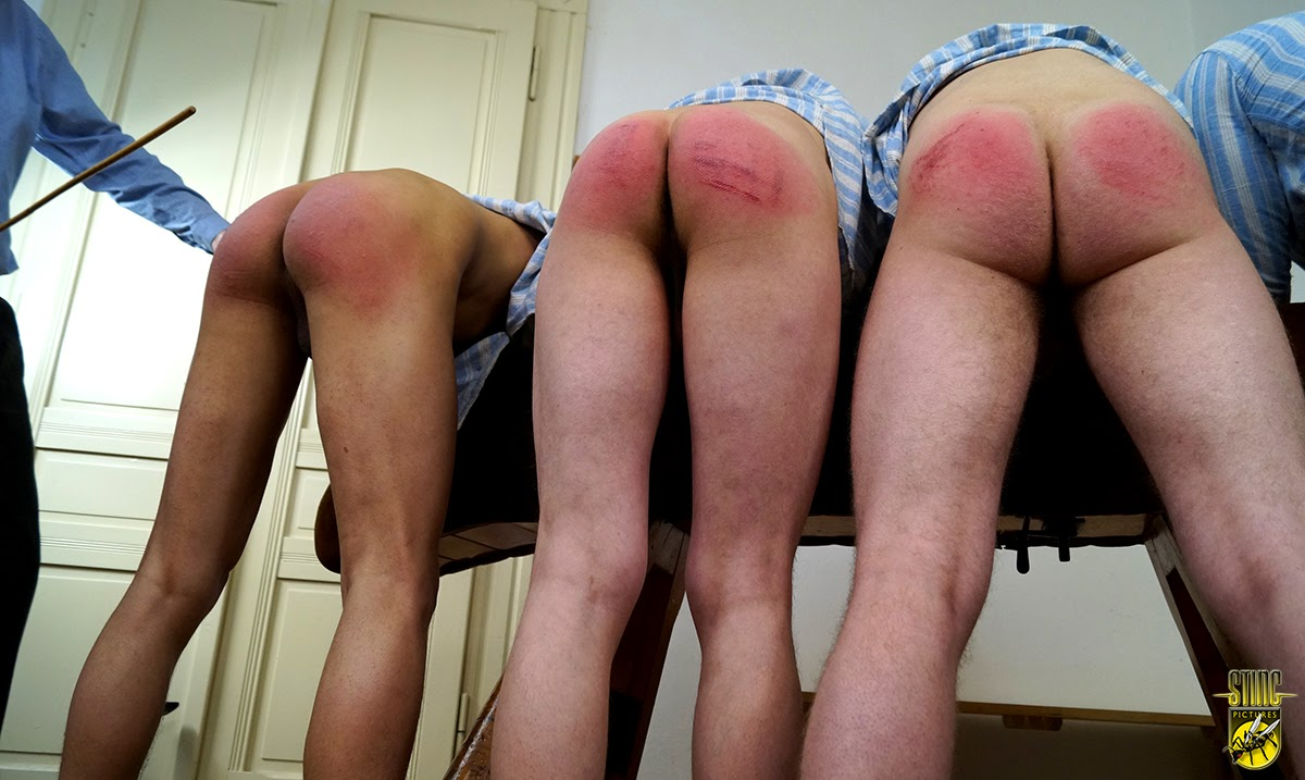 A spanking reminder one year later 4