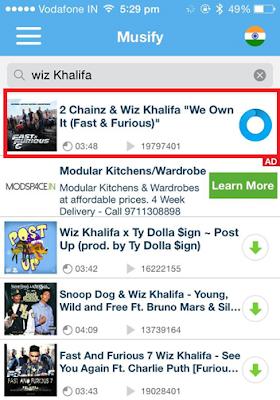 Cara Mudah Download Lagu Di iPhone terbaru