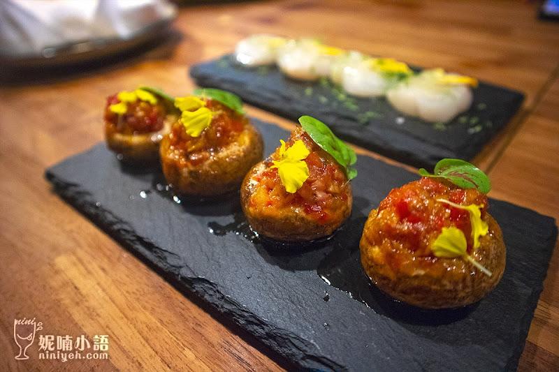 【國父紀念館美食】火星小廚Cuisine de Mars。紅到東區新開店的創意小酒館