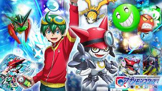 Digimon Universe: Appli Monsters – Episódio 06 – A Melhor Reportagem de Comida! , Gourmet Appli. Perorimon!