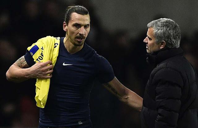 Ibrahimovic Sebut Mourinho Tepat untuk MU