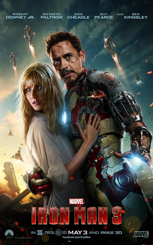 Iron Man 3 | Teaser Trailer