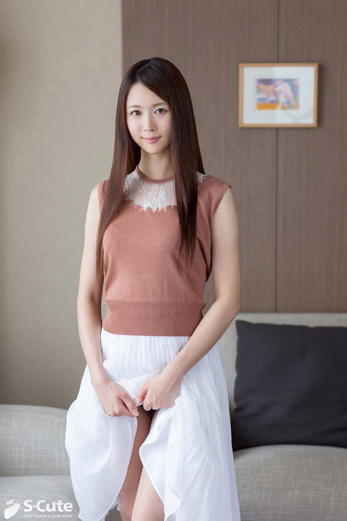 CENSORED S-Cute 477 Azusa #2 セックスしたくなるスキンシップ, AV Censored
