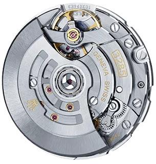 Calibre Rolex 3285