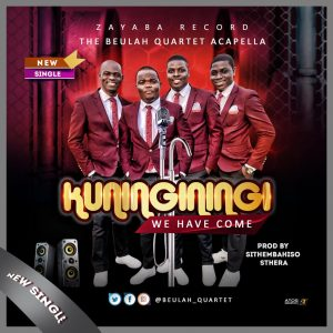 Naija MUSIC: The Beulah Quartet – Kuninginingi