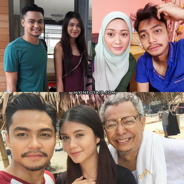 Pelakon Sekali Aku Jatuh Cinta tv3