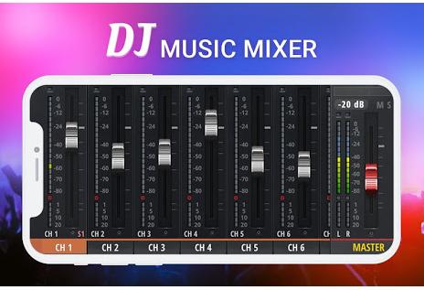 MM-Android Team: DJ Mixer Music 2019_v1 0[APK]